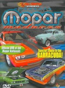 Mopar Madness DVD Cover Art