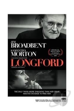 Longford DVD Cover Art
