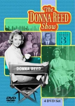 Donna Reed Show - The Complete Third Season DVD Cover Art