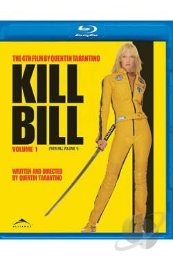 Kill Bill-Vol. 1 BRAY Cover Art