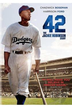 42 DVD Cover Art