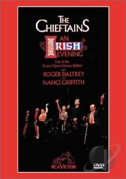Chieftains, The - An Irish Evening DVD Cover Art