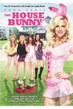 House Bunny DVD Cover Art