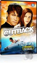 Cutback DVD Cover Art