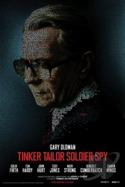 Tinker, Tailor, Soldier, Spy DVD Cover Art