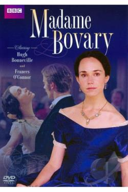 Madame Bovary DVD Cover Art