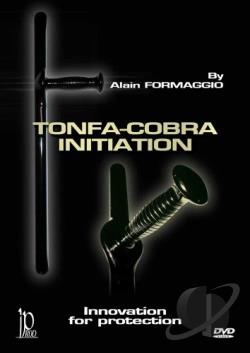 Alain Formaggio: Tonfa-Cobra Initiation - Innovation for Protection DVD Cover Art