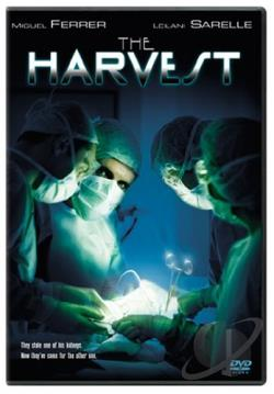 Harvest DVD Cover Art