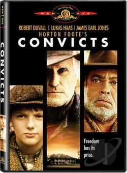 Convicts DVD Cover Art