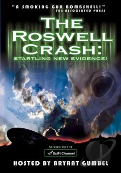 Roswell Crash: Startling New Evidence DVD Cover Art