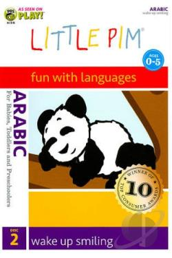 Little Pim: Arabic, Vol. 2 - Wake Up Smiling DVD Cover Art