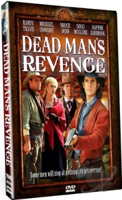 Dead Man's Revenge DVD Cover Art