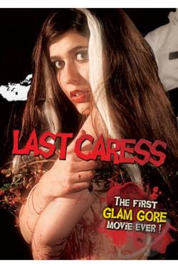 Last Caress DVD Cover Art