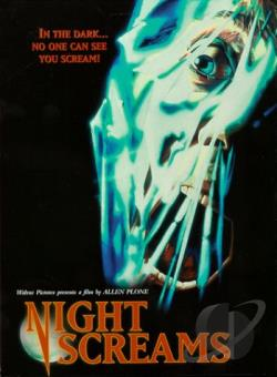 Night Screams DVD Cover Art