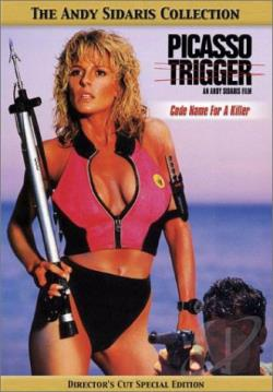 Picasso Trigger DVD Cover Art