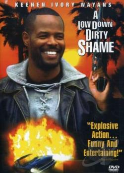 Low Down Dirty Shame DVD Cover Art