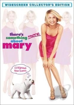 There's Something About Mary DVD Cover Art