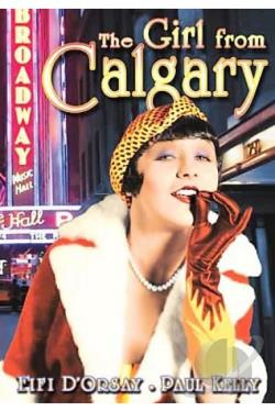 Girl From Calgary DVD Cover Art
