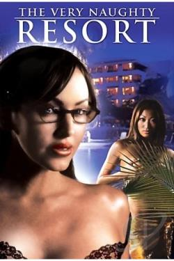 Very Naughty Resort DVD Cover Art