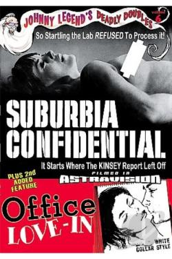 Johnny Legend's Deadly Doubles Vol. 6 - Suburbia Confidential/Office Love - In DVD Cover Art