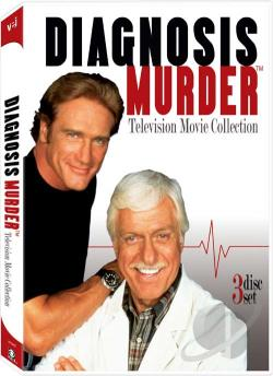 Diagnosis Murder: Movie Collection DVD Cover Art