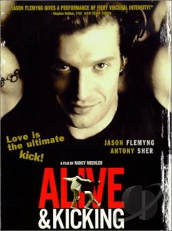 Alive and Kicking DVD Cover Art