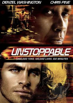 Unstoppable DVD Cover Art