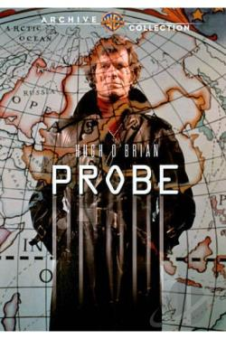 Probe DVD Cover Art