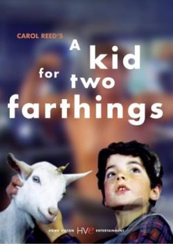 Kid for Two Farthings DVD Cover Art