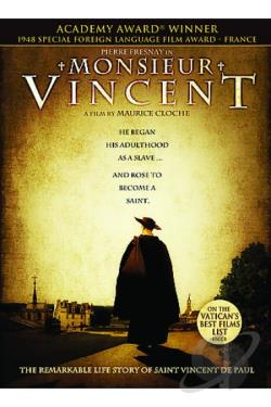 Monsieur Vincent DVD Cover Art