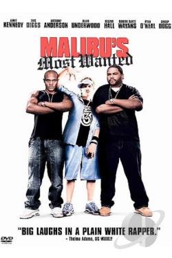 Malibu's Most Wanted DVD Cover Art