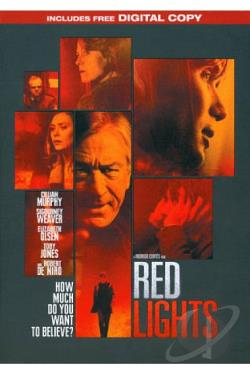 Red Lights DVD Cover Art