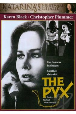 Pyx DVD Cover Art