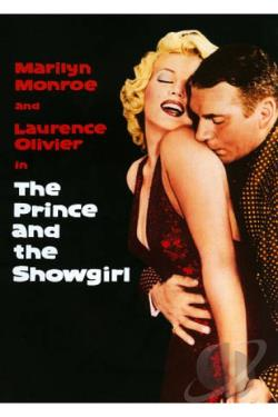 Prince and the Showgirl DVD Cover Art