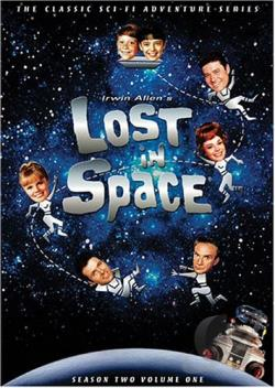 Lost in Space - Season 2: Vol. 1 DVD Cover Art