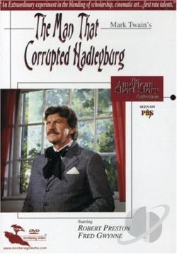 Man That Corrupted Hadleyburg DVD Cover Art