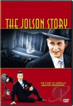Jolson Story DVD Cover Art