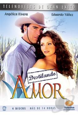 Destilando de Amor DVD Cover Art
