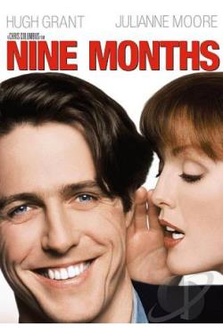 Nine Months DVD Cover Art