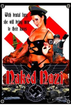 Naked Nazi DVD Cover Art