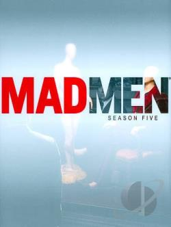 Mad Men: Season 5 DVD Cover Art