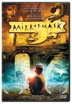 MirrorMask DVD Cover Art