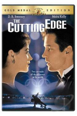 Cutting Edge DVD Cover Art