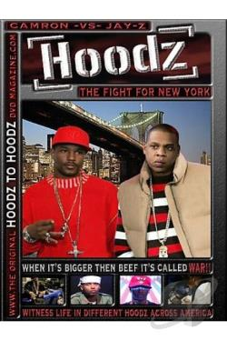 Hoodz - Cam'ron vs. Jay-Z DVD Cover Art