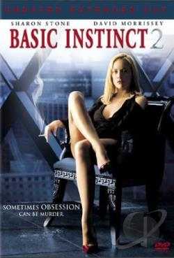 Basic Instinct 2 DVD Cover Art