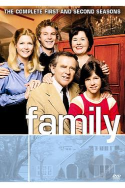 Family - The Complete First & Second Seasons DVD Cover Art