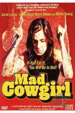 Mad Cowgirl DVD Cover Art