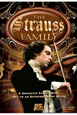 Strauss Family: 4 Volume Gift Boxed Set DVD Cover Art