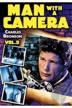 Man With a Camera, Vol. 3 DVD Cover Art