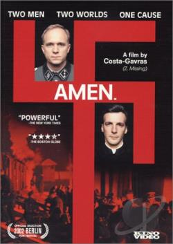 Amen DVD Cover Art